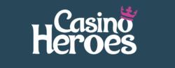 Caisno Heroes casinoselfie