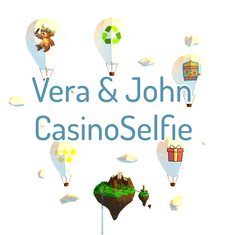 Vera&John Casinoselfie 1